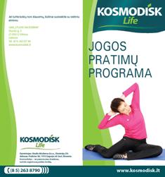 Atsisiuskite KosmoDisk Life Jogos pratimu programa