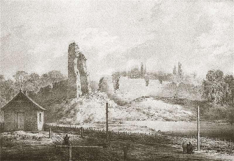 Medininkai_Castle