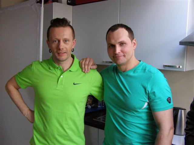 Su treneriu Ralfs Upmanis