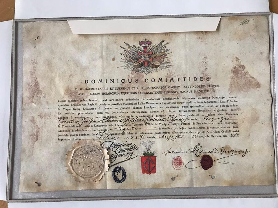 Seniausias dokumentas