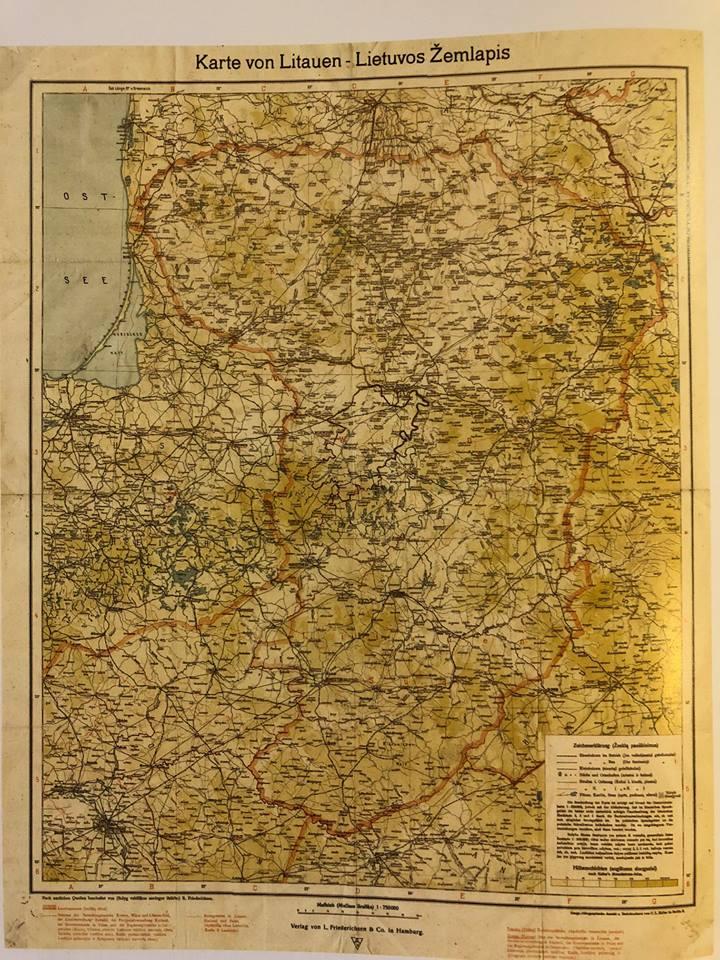 Lietuva 1917-1918